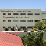 "Resort motto states ""Empowering Mexican Talent"""